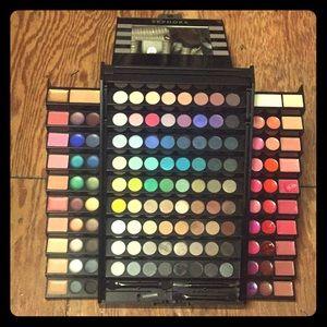 Sephora Makeup Academy Makeup Palette